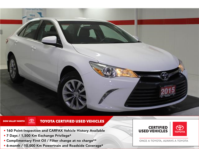 2015 Toyota Camry LE (Stk: 299442S) in Markham - Image 1 of 24