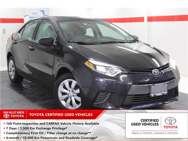2016 Toyota Corolla LE (Stk: 299743S) in Markham - Image 1 of 24