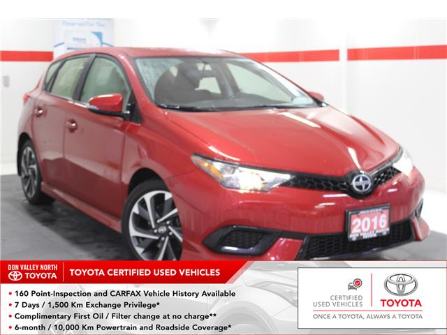 2016 Scion iM Base (Stk: 299747S) in Markham - Image 1 of 23