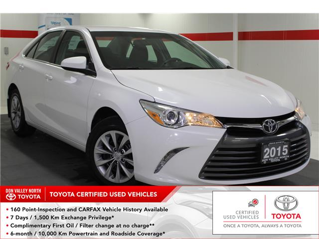 2015 Toyota Camry LE (Stk: 299806S) in Markham - Image 1 of 24