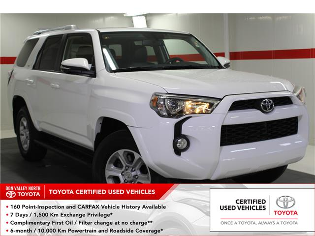 2018 Toyota 4Runner SR5 (Stk: 299740S) in Markham - Image 1 of 24