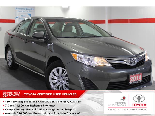 2014 Toyota Camry LE (Stk: 299749S) in Markham - Image 1 of 24