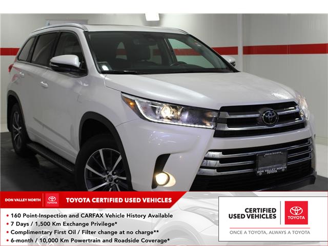 2018 Toyota Highlander XLE (Stk: 299744S) in Markham - Image 1 of 27