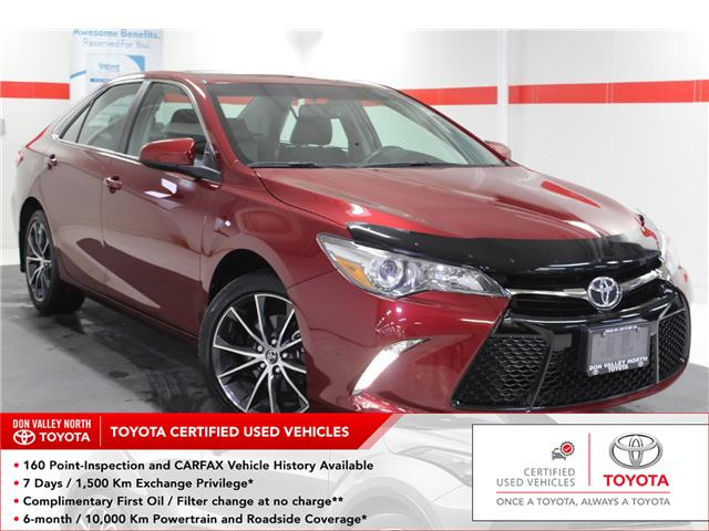 2017 Toyota Camry XSE (Stk: 299876S) in Markham - Image 1 of 26