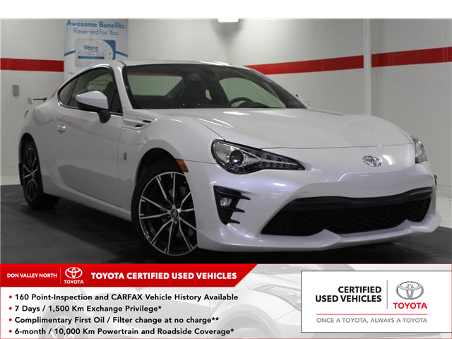 2018 Toyota 86 GT (Stk: 299617S) in Markham - Image 1 of 22