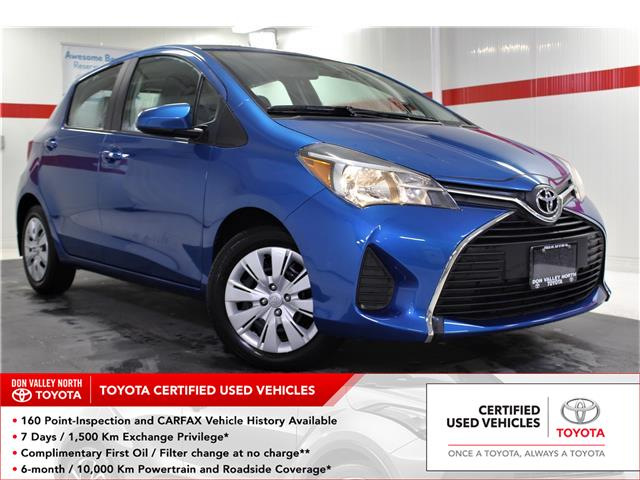 2015 Toyota Yaris LE (Stk: 299891S) in Markham - Image 1 of 22
