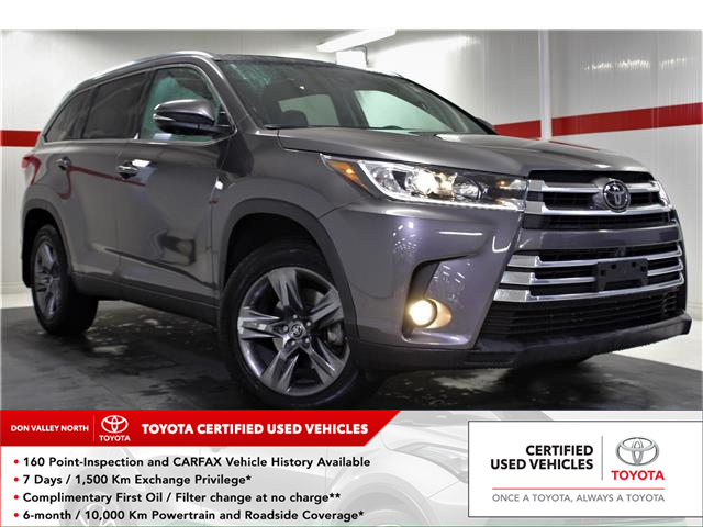 2017 Toyota Highlander Limited (Stk: 300054S) in Markham - Image 1 of 27