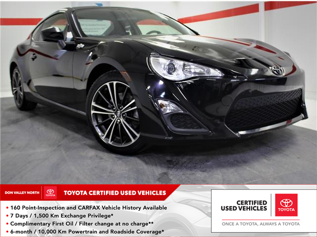 2016 Scion FR-S Base (Stk: 300452S) in Markham - Image 1 of 21