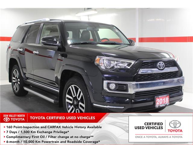 2018 Toyota 4Runner SR5 (Stk: 300582S) in Markham - Image 1 of 26