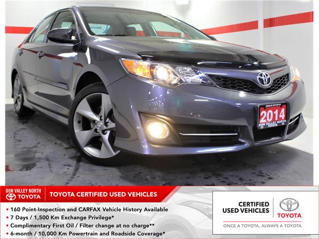 2014 Toyota Camry SE (Stk: 300776S) in Markham - Image 1 of 26