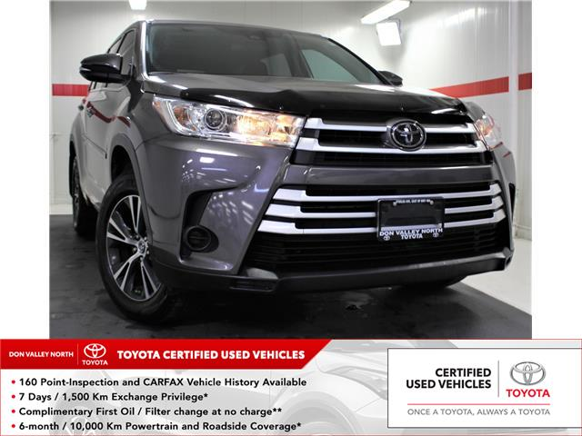 2018 Toyota Highlander LE (Stk: 301045S) in Markham - Image 1 of 24