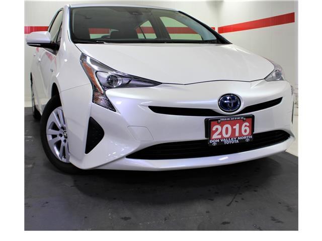2016 Toyota Prius Base (Stk: 301186S) in Markham - Image 1 of 25
