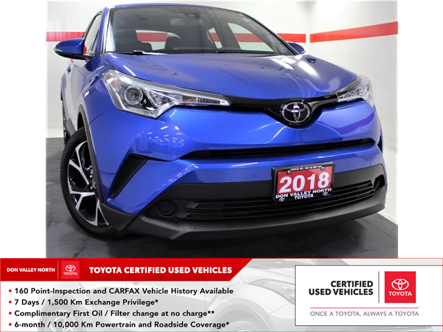 2018 Toyota C-HR XLE (Stk: 301382S) in Markham - Image 1 of 23