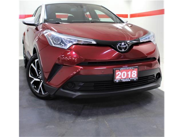 2018 Toyota C-HR XLE (Stk: 301434S) in Markham - Image 1 of 23