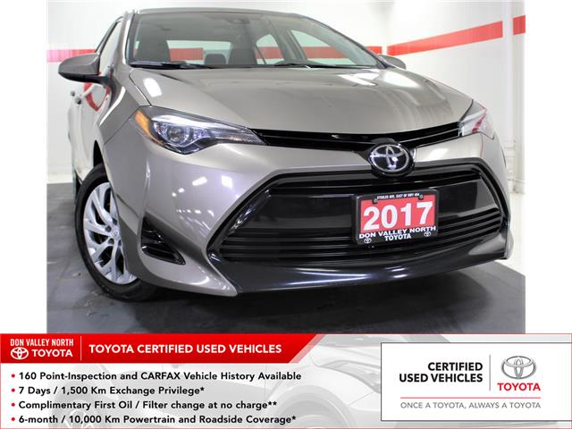 2017 Toyota Corolla LE (Stk: 301551S) in Markham - Image 1 of 20