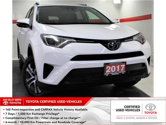 2017 Toyota RAV4 LE (Stk: 301574S) in Markham - Image 1 of 21