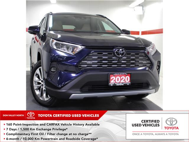 2020 Toyota RAV4 Limited (Stk: 302076S) in Markham - Image 1 of 32