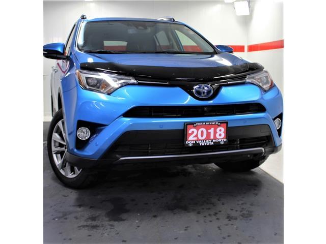 2018 Toyota RAV4 Hybrid Limited (Stk: 302242S) in Markham - Image 1 of 28