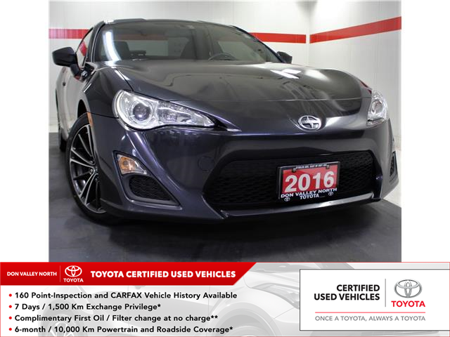 2016 Scion FR-S Base (Stk: 302408S) in Markham - Image 1 of 21