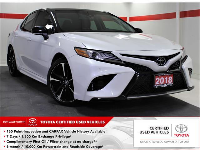2018 Toyota Camry XSE (Stk: 302966S) in Markham - Image 1 of 25