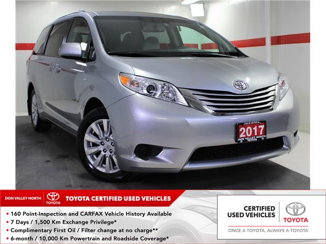 2017 Toyota Sienna LE 7 Passenger (Stk: 302991S) in Markham - Image 1 of 23