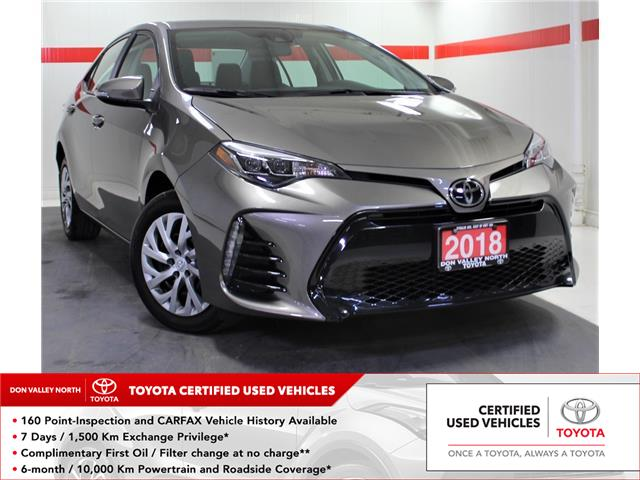 2018 Toyota Corolla SE (Stk: 303040S) in Markham - Image 1 of 23