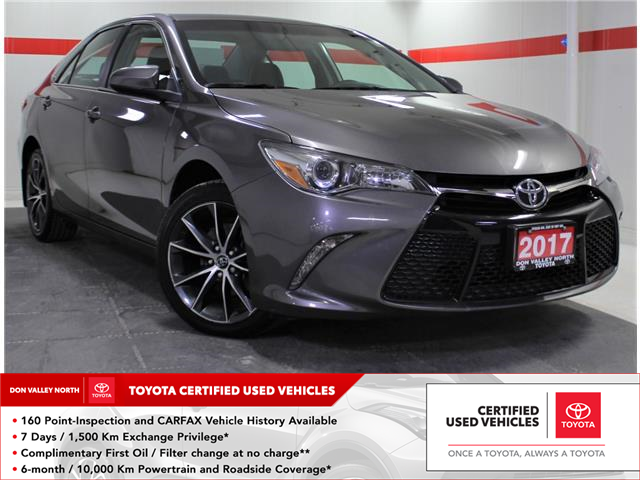 2017 Toyota Camry XSE (Stk: 303410S) in Markham - Image 1 of 25