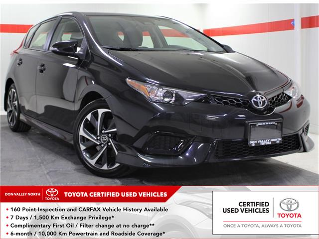 2017 Toyota Corolla iM Base (Stk: 303441S) in Markham - Image 1 of 24