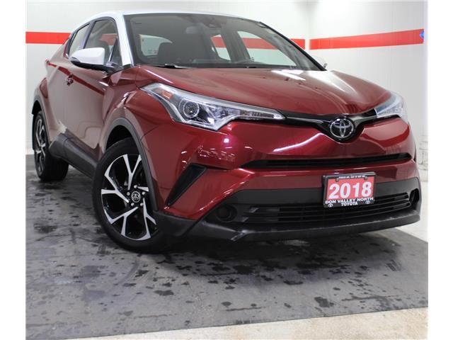 2018 Toyota C-HR XLE (Stk: 303443S) in Markham - Image 1 of 24