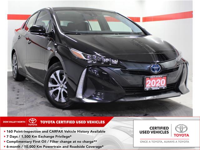 2020 Toyota Prius Prime Base (Stk: 303474S) in Markham - Image 1 of 23