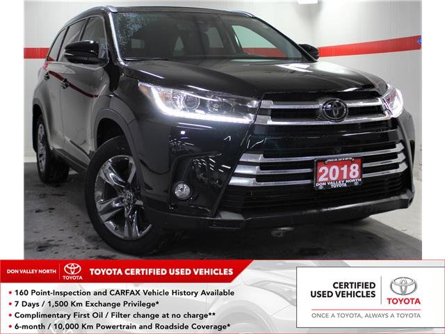 2018 Toyota Highlander Limited (Stk: 303517S) in Markham - Image 1 of 29