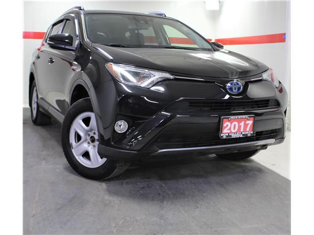 2017 Toyota RAV4 Hybrid LE+ (Stk: 303493S) in Markham - Image 1 of 23