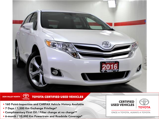 2016 Toyota Venza Base V6 (Stk: 303553S) in Markham - Image 1 of 24