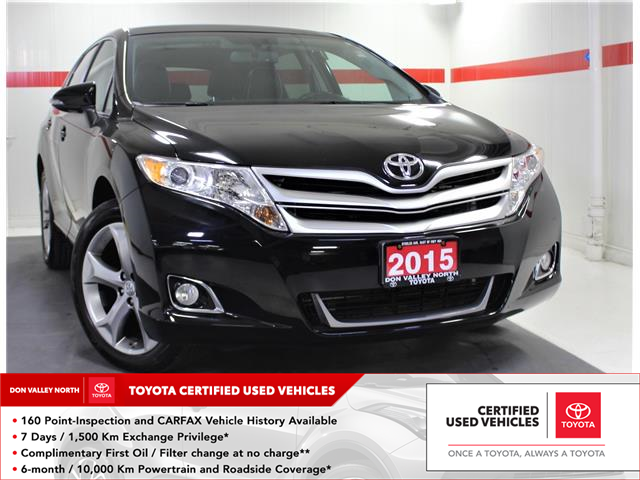 2015 Toyota Venza Base V6 (Stk: 303671S) in Markham - Image 1 of 27