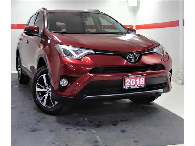2018 Toyota RAV4 XLE (Stk: 303714S) in Markham - Image 1 of 24