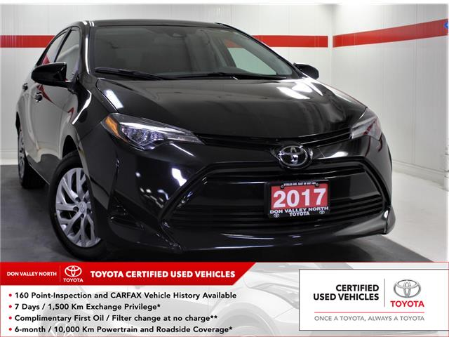 2017 Toyota Corolla LE (Stk: 303819S) in Markham - Image 1 of 22