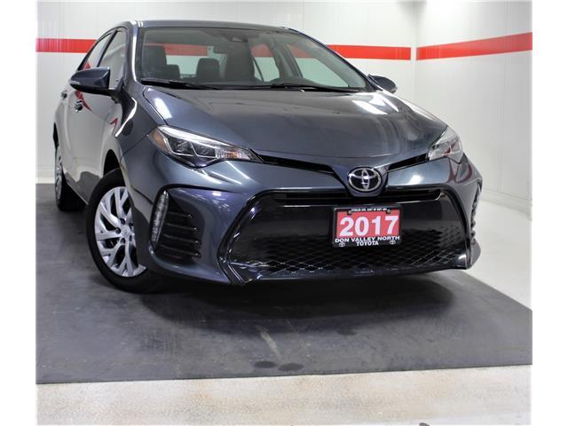 2017 Toyota Corolla SE (Stk: 303821S) in Markham - Image 1 of 21
