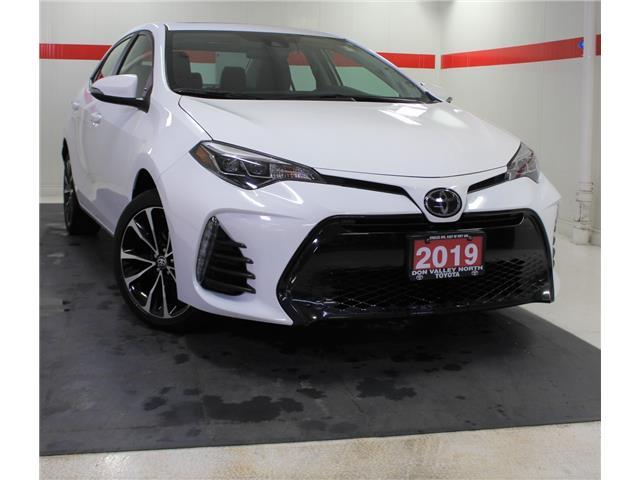 2019 Toyota Corolla SE (Stk: 303815S) in Markham - Image 1 of 23