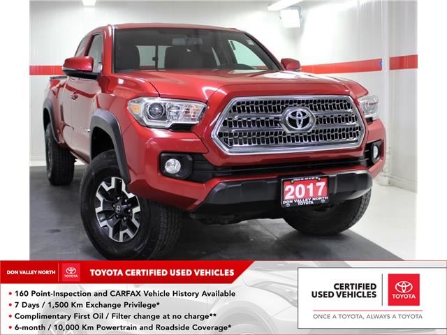 2017 Toyota Tacoma TRD Off Road (Stk: 303830S) in Markham - Image 1 of 24