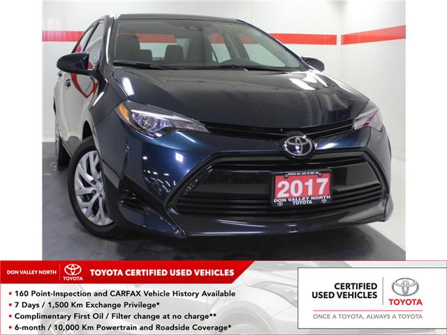 2017 Toyota Corolla LE (Stk: 303952S) in Markham - Image 1 of 22