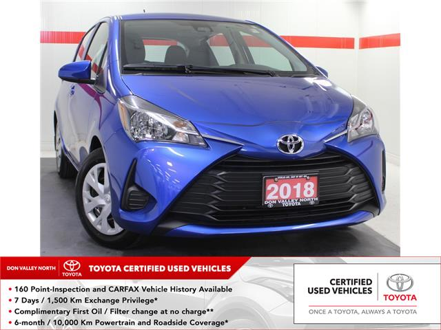 2018 Toyota Yaris LE (Stk: 304091S) in Markham - Image 1 of 23