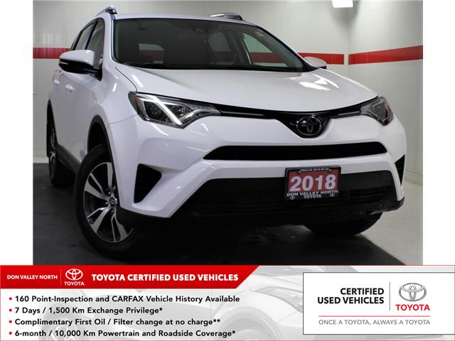2018 Toyota RAV4 LE (Stk: 304052S) in Markham - Image 1 of 22