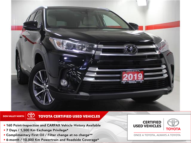 2019 Toyota Highlander XLE (Stk: 304024S) in Markham - Image 1 of 26