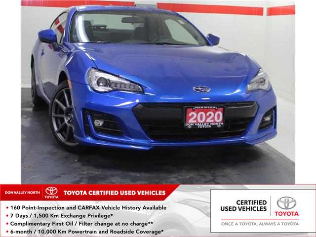 2020 Subaru BRZ Sport-tech RS (Stk: 304006S) in Markham - Image 1 of 23