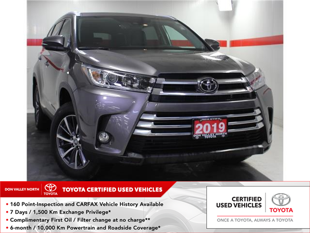 2019 Toyota Highlander XLE (Stk: 304065S) in Markham - Image 1 of 26