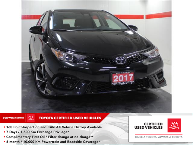 2017 Toyota Corolla iM Base (Stk: 304126S) in Markham - Image 1 of 23