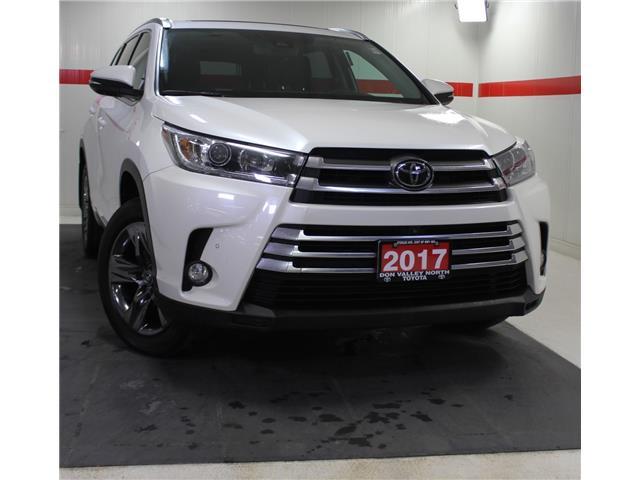 2017 Toyota Highlander Limited (Stk: 304117S) in Markham - Image 1 of 28