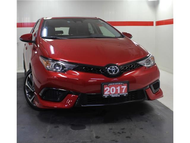 2017 Toyota Corolla iM Base (Stk: 304249S) in Markham - Image 1 of 23