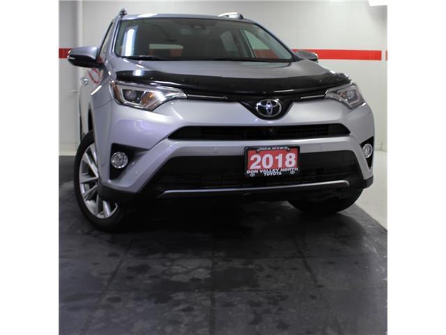 2018 Toyota RAV4 Limited (Stk: 304265S) in Markham - Image 1 of 26