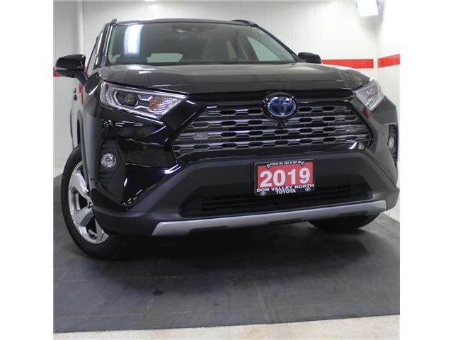 2019 Toyota RAV4 Hybrid Limited (Stk: 304291S) in Markham - Image 1 of 26